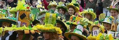 St Catherine's bonnets, PO Life