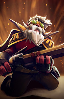 DOWNLOAD WALLPAPER HD SNIPER DOTA 2 ANDROID AND  IPHONE | dibingkai.com