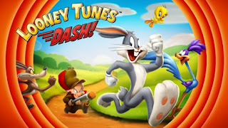 Download game Looney Tunes Dash! Apk Mod v1.75.09 (Free Shopping/Invincible) update