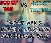 God of War 5: Latest News | Release Date | Storyline | Villians | Gameplay