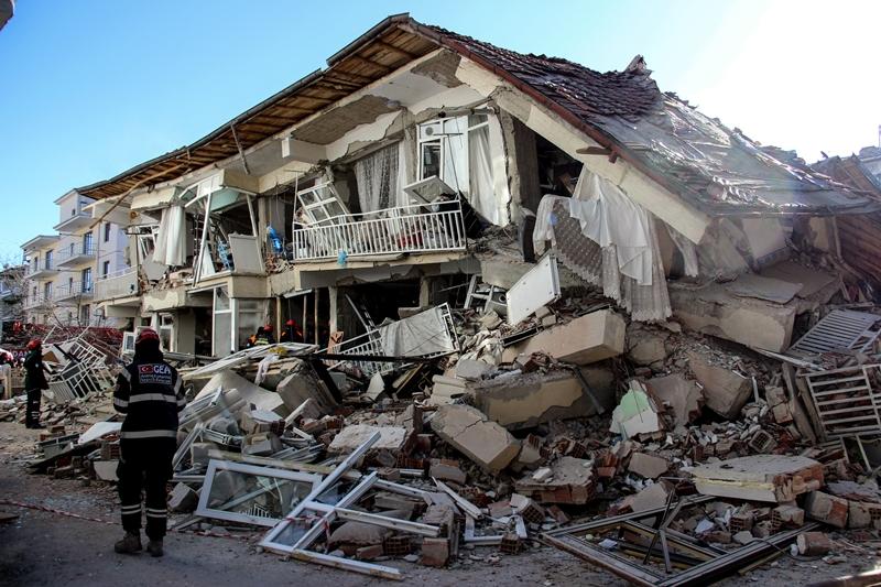 Deprem tehlikesi: Yaklaşık 7 milyon yapı riskli