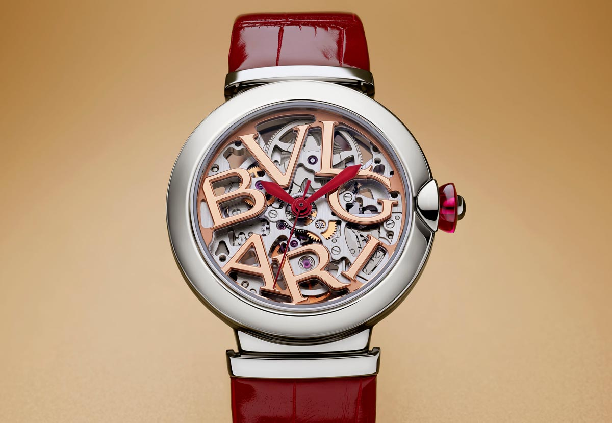 Bulgari - Lucea Skeleton   Time and Watches 01b74a6c149
