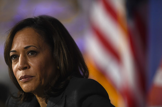 Breaking News: Kamala Harris drops out of presidential race