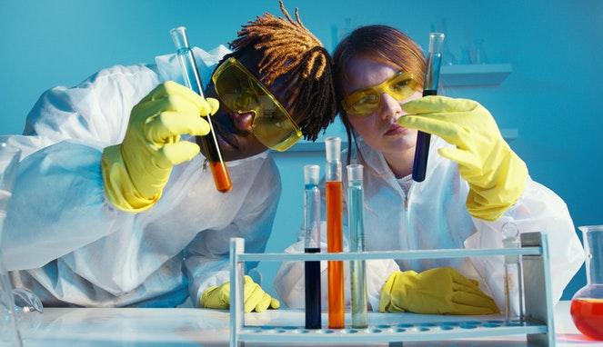 Prospek Kerja Analisis Kimia