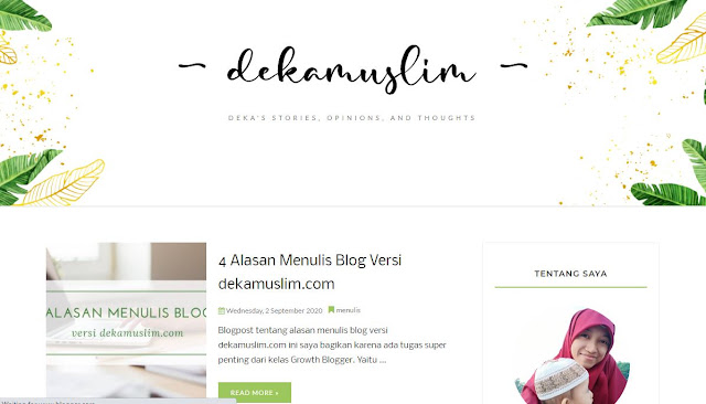 header blog dekamuslim september 2020