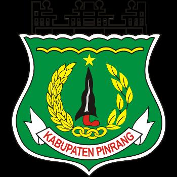 Logo Kabupaten Pinrang PNG