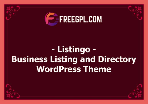 Listingo - Business Listing and Directory WordPress Theme Nulled Download Free