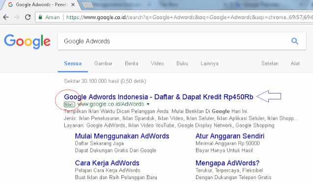 Cara Menggunakan Kode Promosi Dari Google Adwords Express Viablogers