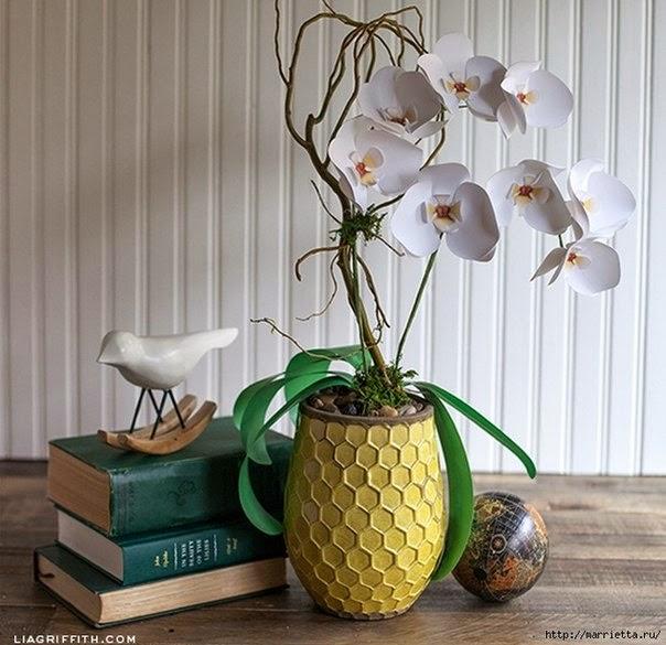 flores, tutoriales, ramos de flores, flor, papel, manualidades