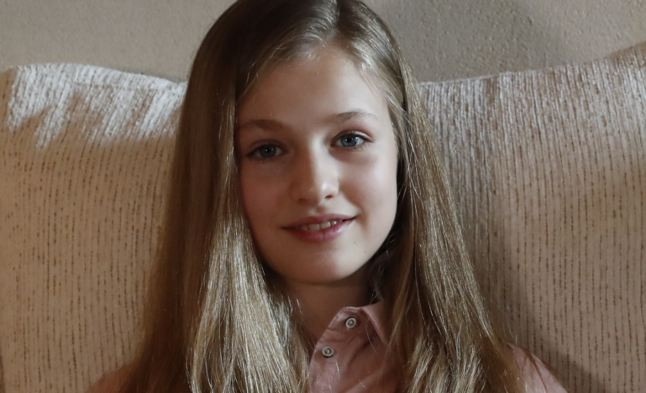 The 15 years old, heiress to Spanish Throne, Princess Leonor will soon undertake her first solo engagement