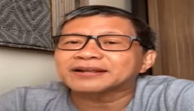 Pejabat Negara Serobot Vaksin Booster, Rocky Gerung: Jokowi Pura-pura Tidak Tahu