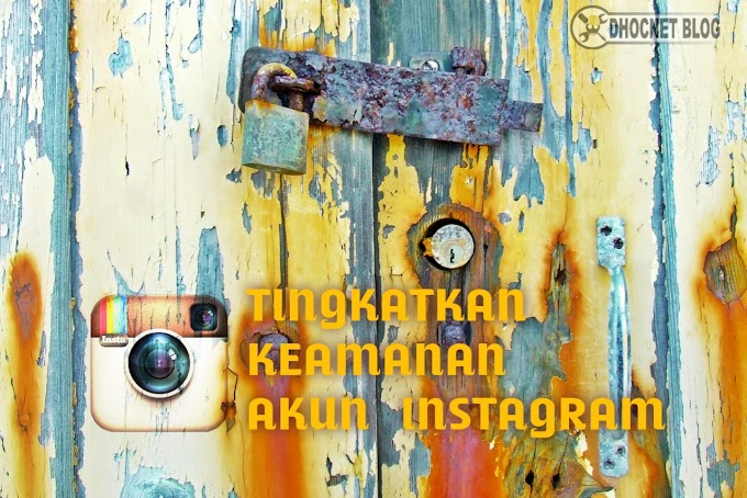 Mengamankan Akun Instagram