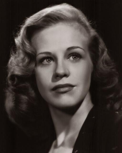 Beautiful Hildegard Knef S Eyes Vintage Everyday