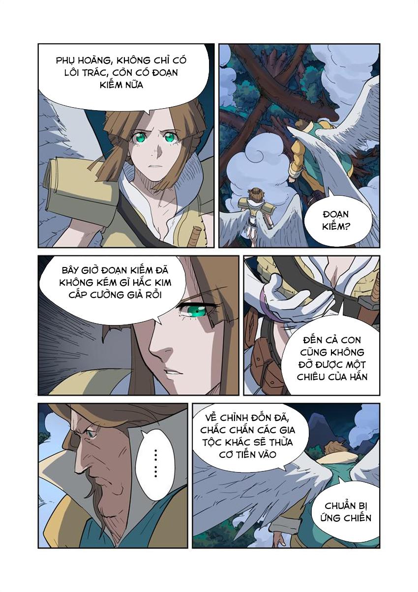 Yêu Thần Ký chap 173 - Trang 7