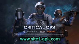 تحميل لعبة Critical Ops: Multiplayer FPS اخر اصدار للأندرويد والايفون