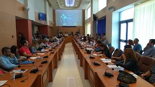 Απ. Κατσιφάρας: Με συνεργασία, διαφάνεια και κοινή στόχευση προχωρά το ΕΣΠΑ