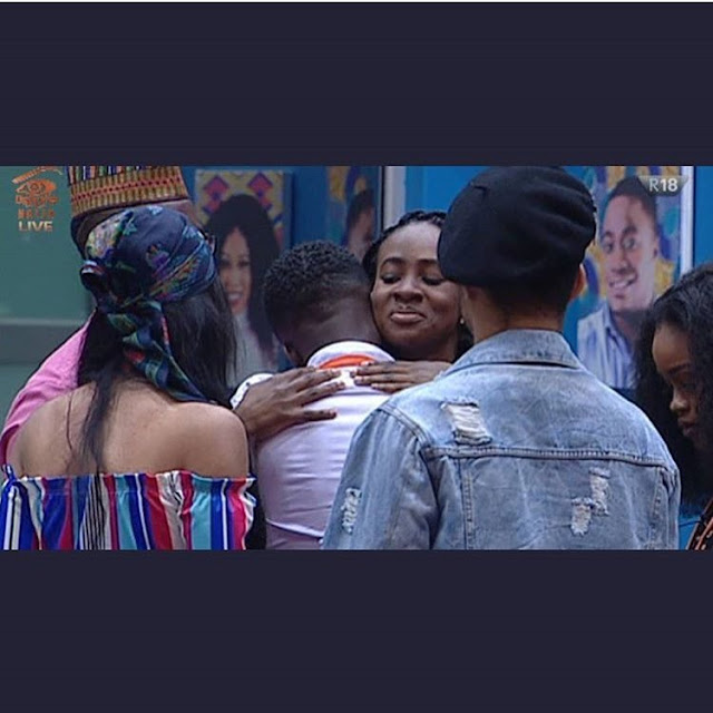 #BBNaija2018- Anto Gets Evicted From Big Brother House