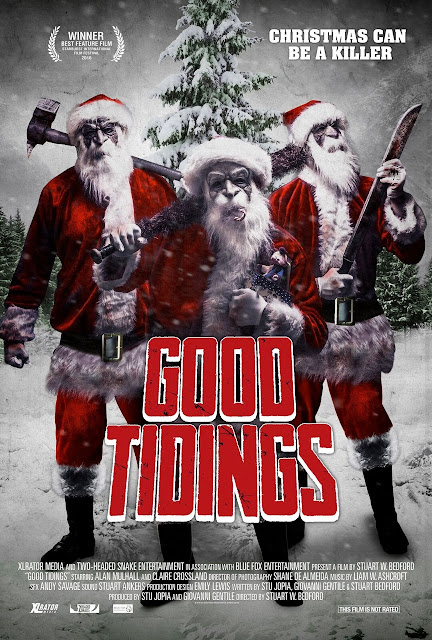 good tidings poster