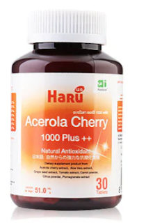 HARU Acerola Cherry 1000 Plus