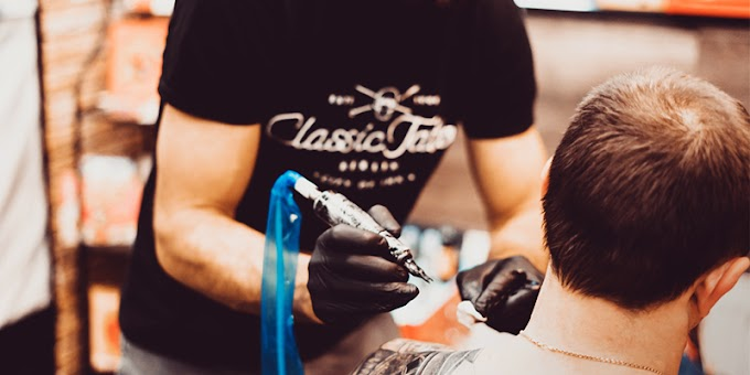 Where can I find a Good Tattoo Parlour in Noida?