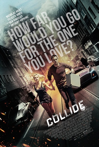 Collide 2016 English Bluray Movie Download