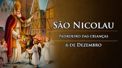 imagem de São Nicolau, Papai Noel