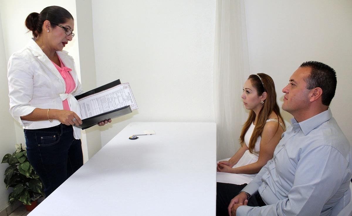 Acta De Matrimonio Simbolico : Cero grados continua vigente la campaña de matrimonios
