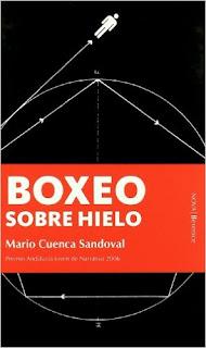 Boxeo sobre hielo Mario Cuenca Sandoval