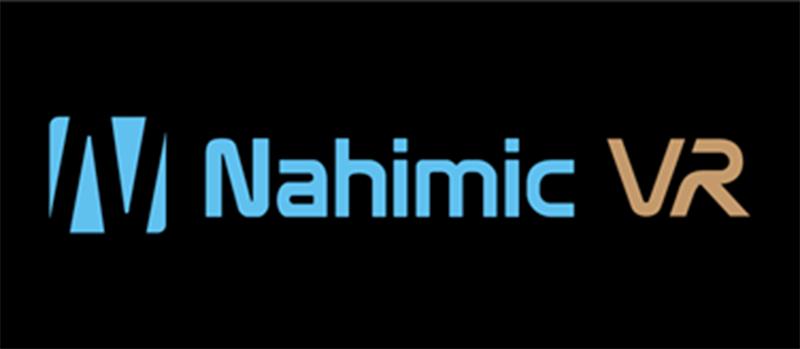 World's first Nahmimic VR on a notebook
