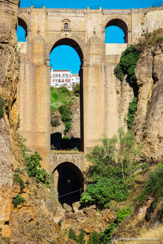 Puente Nuevo. El icono de Ronda
