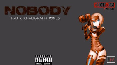Raj Ft Khaligraph Jones - NoBody Audio