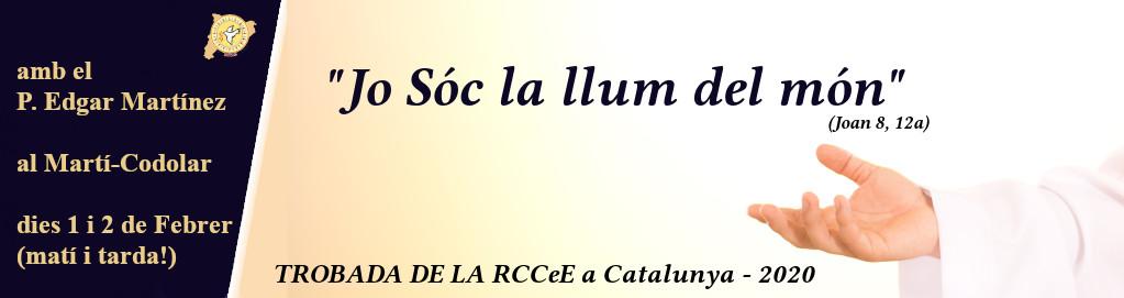 Trobada de la RCCeE a Catalunya 2020