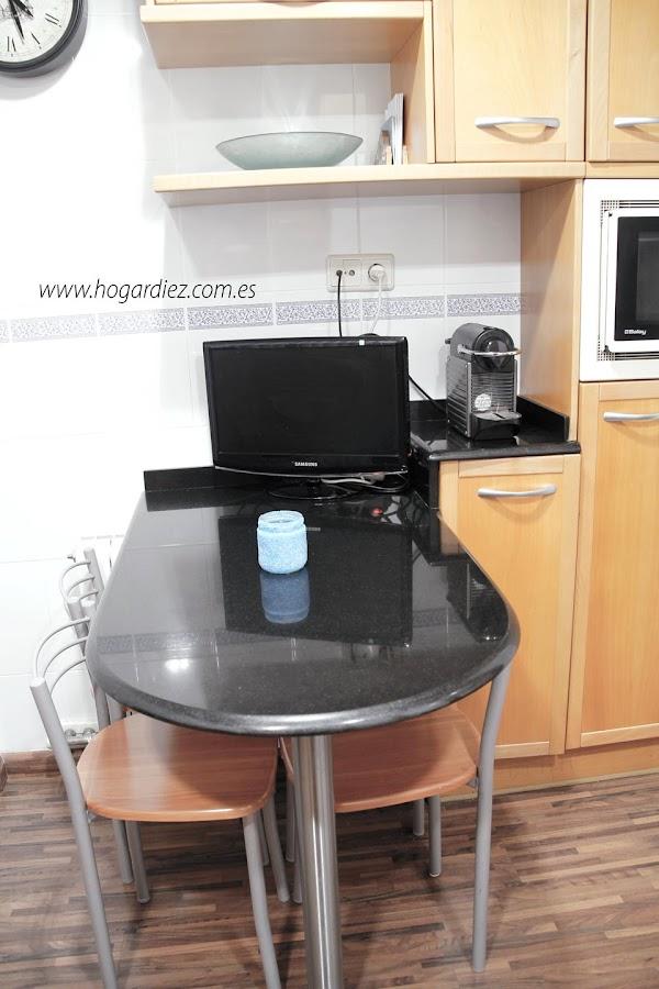 Mesa para cocina pequeña