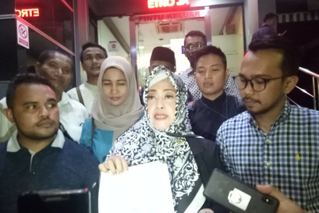 Fahira Idris Laporkan Ade Armando ke Polda Metro Jaya