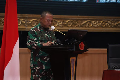 Citra Positif TNI di Mata Masyarakat Masih Tinggi