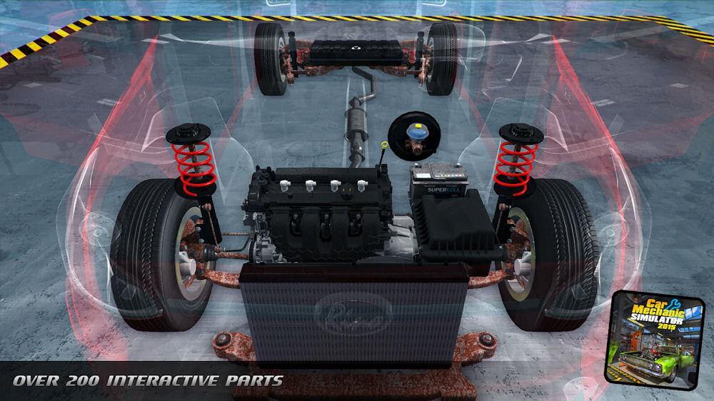 Car Mechanic Simulator 2015 - Full Version Game Download -6667