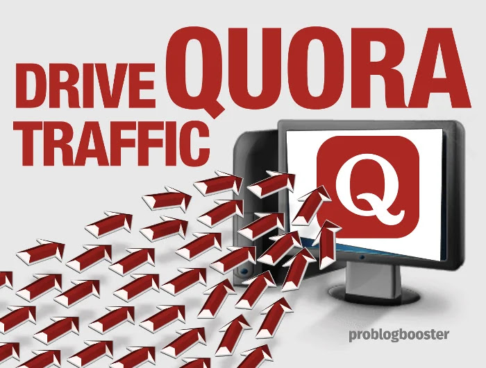 Using Quora to Drive Traffic to Your Blog