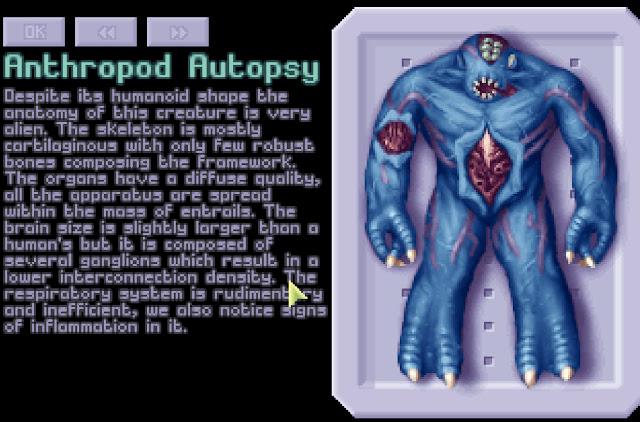 Open Xcom - Anthropod Autopsy