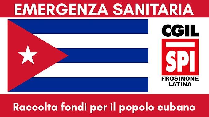 AL VIA CAMPAGNA DI SOLIDARIETÀ PER CUBA