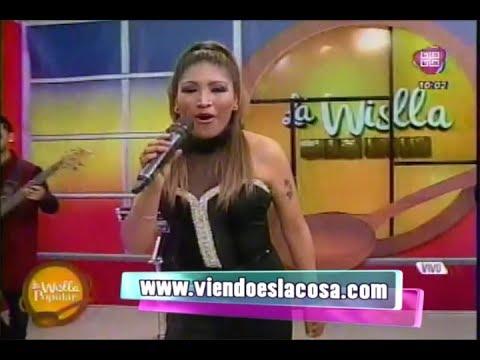 VIDEO: LA POLLERA AMARILLA (en La Wislla)