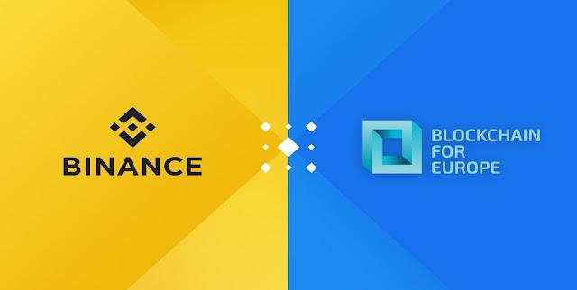 Binance Blockchain for Europe