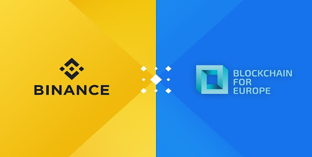 Binance Blockchain for Europe