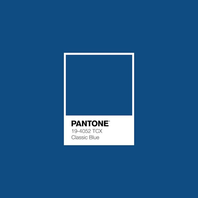 Pantone ha eletto come colore dell'anno 2020 il Classic Blue