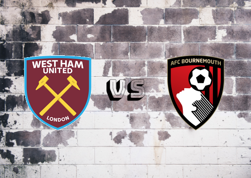 West Ham United vs AFC Bournemouth  Resumen