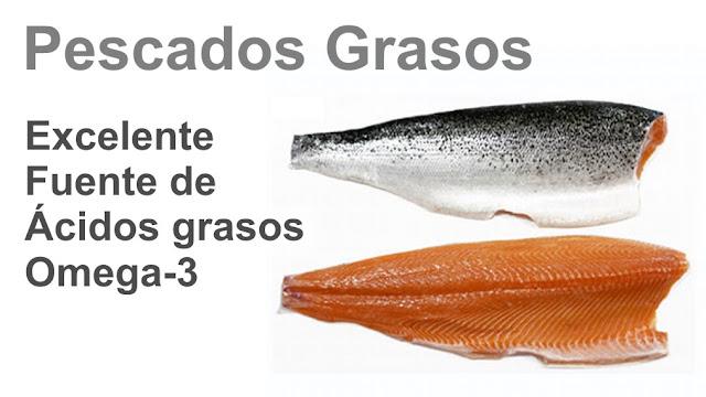 Los pescados grasos como el salmón son una excelente fuente de ácidos grasos omega-3