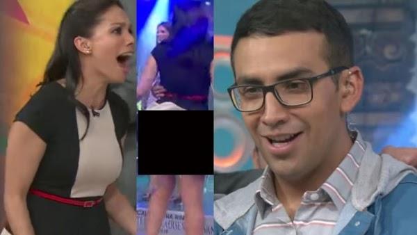 ¿Y ese pañal?' Le llueven burlas a la actriz Tábata Jalil  por lucir extraño traje de baño