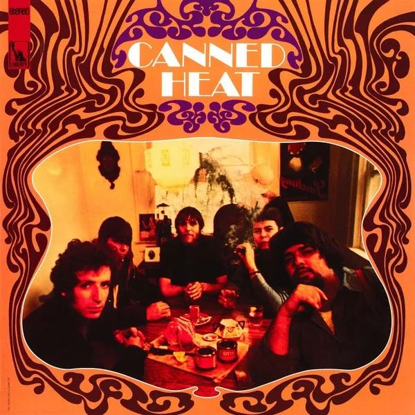 Canned Heat - Canned Heat (1967, Blues Rock, Blues)