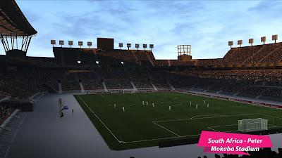 PES 2021 Peter Mokaba Stadium