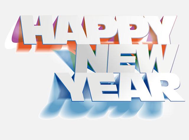 नववर्ष की शुभकामना संदेश इमेज