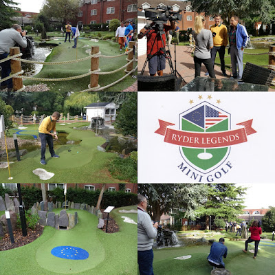 American Golf Adventure Golf National Pairs Championship Final at The Belfry
